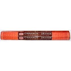 Encens HEM - Orange Cannelle X20