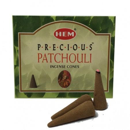 Cône Precious Patchouli - Hem