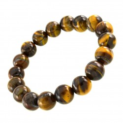 Oeil De Tigre - Bracelet 10mm