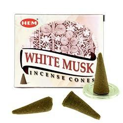 Cône Musc Blanc - Hem