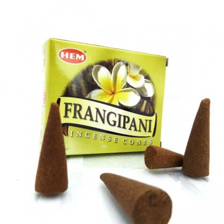Cône Frangipane - Hem