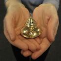 Encensoir Traditionnel Laiton - Petit Modèle