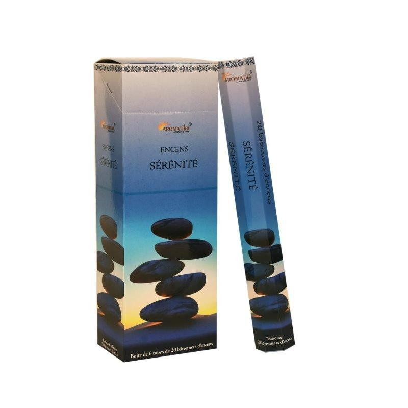 SERENITE X20 - Encens Aromatika