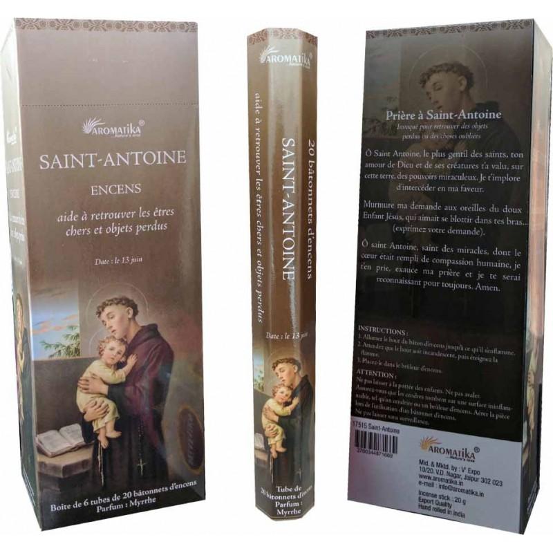SAINT ANTOINE X20 - Encens Aromatika