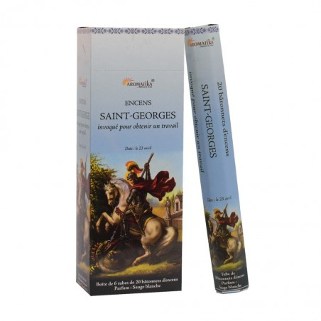 SAINT GEORGES X20 - Encens Aromatika