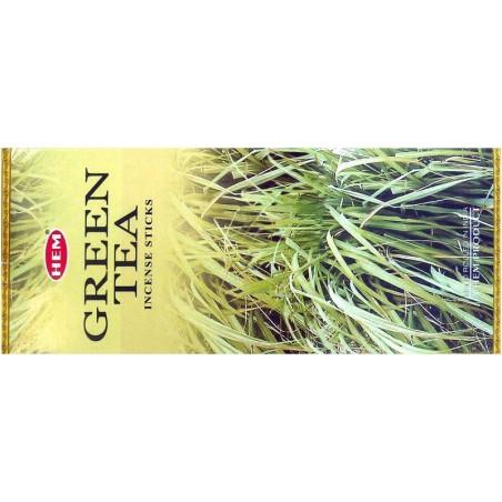 Green Tea X20 - Encens HEM