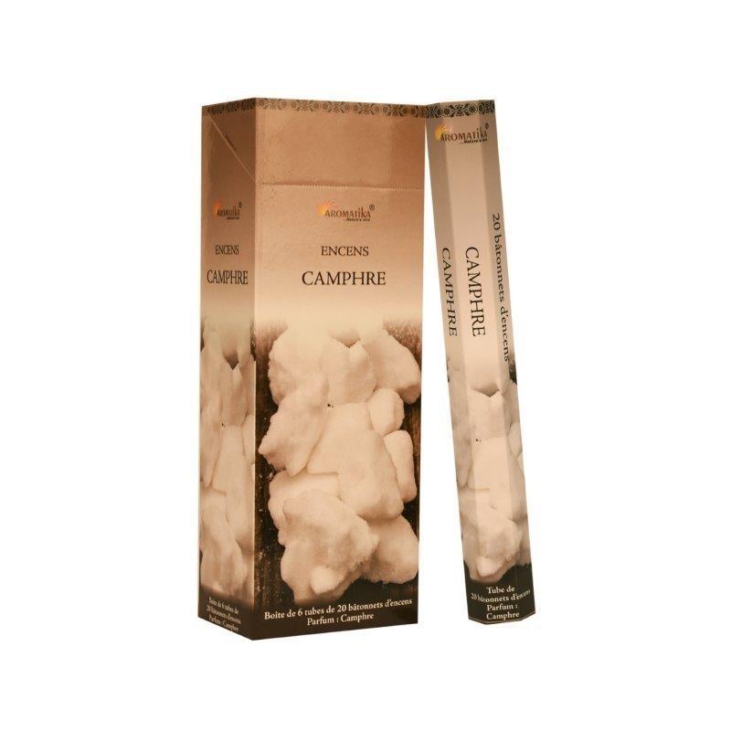 CAMPHRE X20 - Encens Aromatika