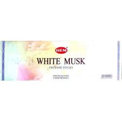 Musc Blanc X20 - Encens HEM