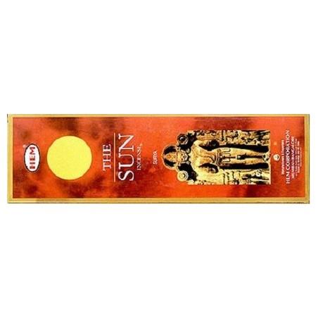 The Sun X20 - Encens HEM