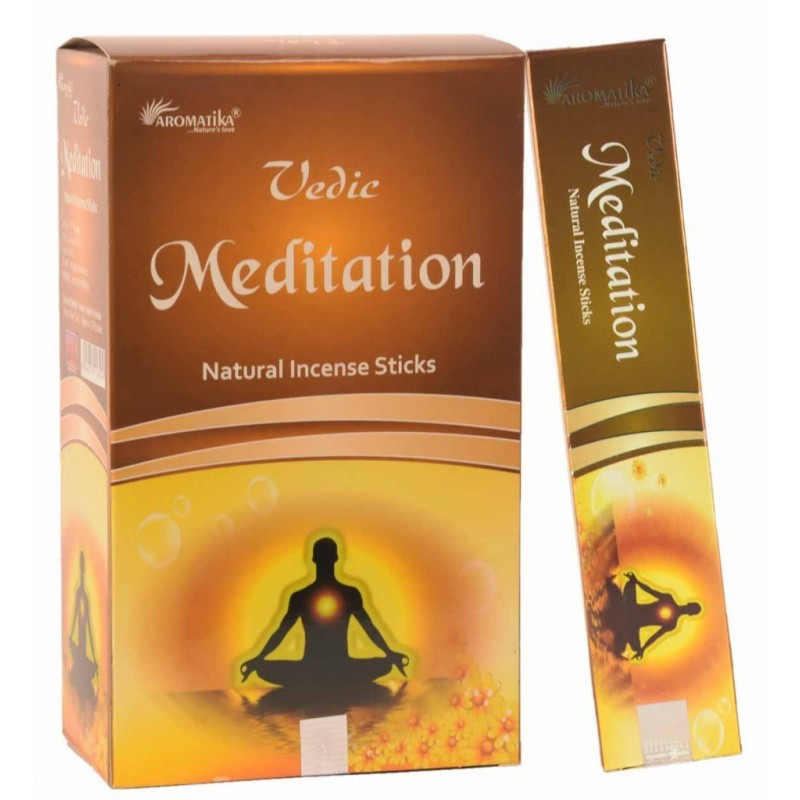 Méditation - Encens Aromatika Masala Védic