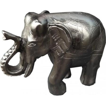 Porte Encens en Résine Éléphant