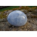 Calcite Bleue Polie 127 Gr