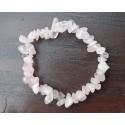 Quartz Rose - Bracelet Baroque