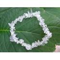 Cristal de Roche - Bracelet Baroque
