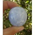 Calcite Bleue Polie 86 Gr