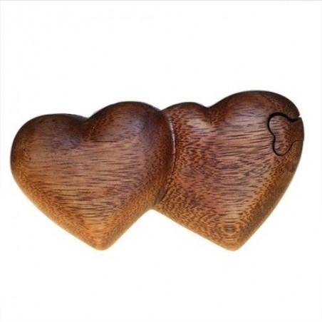 Boîte Magique du Bali - Double Coeurs