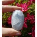 Calcite Bleue Polie 85 Gr