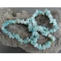 Amazonite - Bracelet Baroque