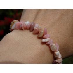 Rhodochrosite - Bracelet Baroque