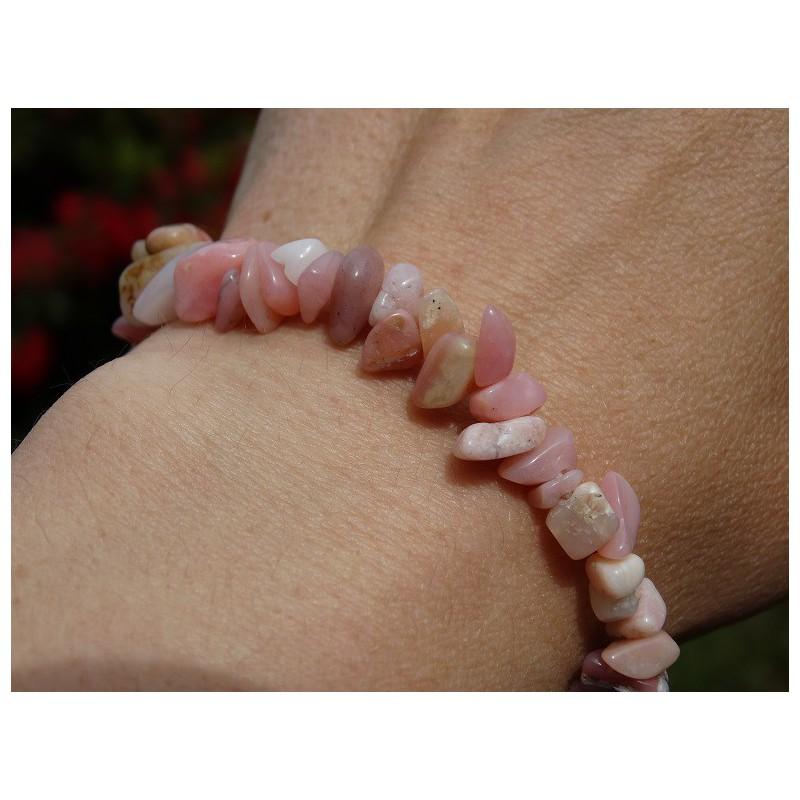 Rhodocrosite - Bracelet Baroque