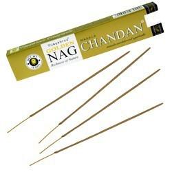 Encens GOLDEN Nag Chandan - 15 GR