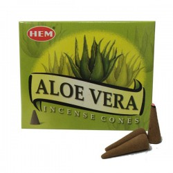 Cône Aloé Vera - Hem