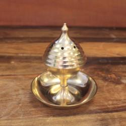 Encensoir Traditionnel Laiton - Moyen Modèle