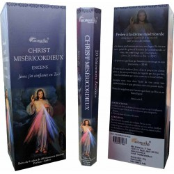 CHRIST MISERICORDIEUX X20 - Encens Aromatika