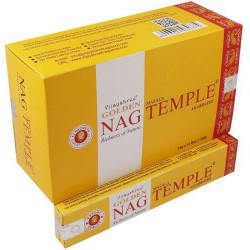 Temple - Golden Nag Vijayshree - 15 GR