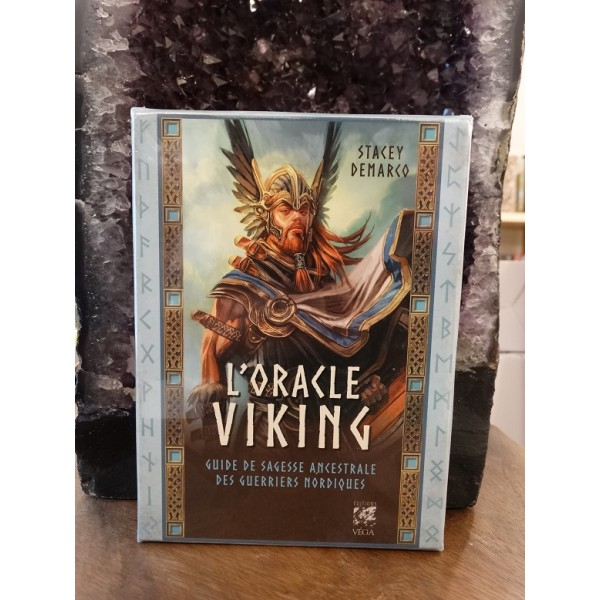 Oracle Viking (coffret) - Stacey DEMARCO