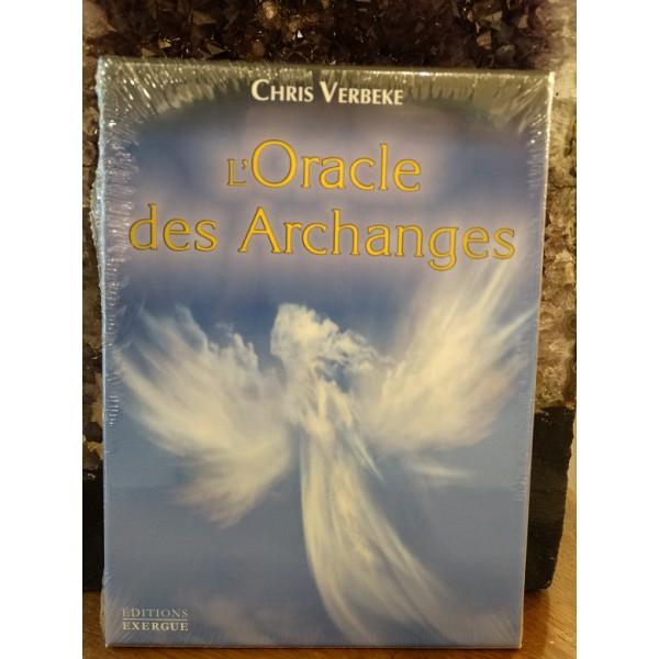 L'Oracle des Archanges (coffret)