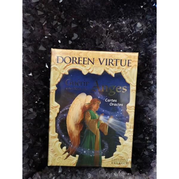 Oracle Guérir avec l'aide des Anges