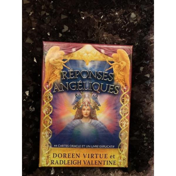 Oracle Réponses Angéliques