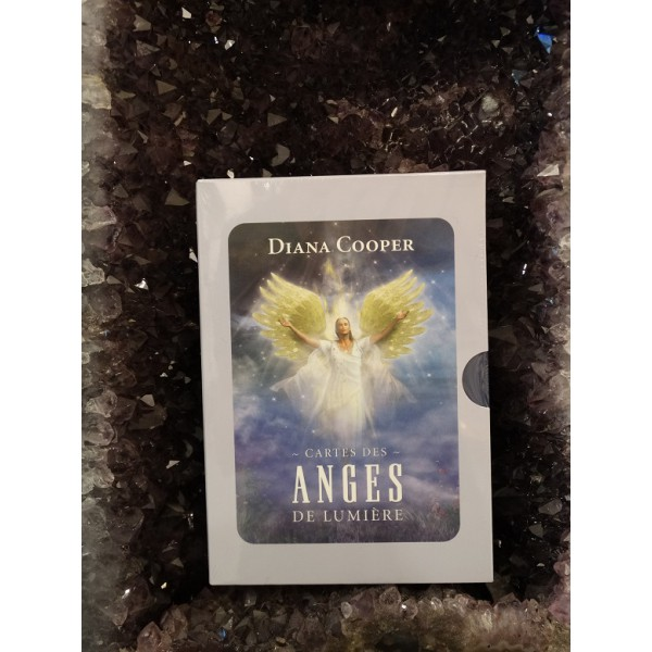 Cartes des Anges de la lumière