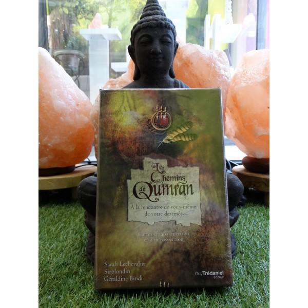 Oracle Les Chemins de Qumran (coffret)
