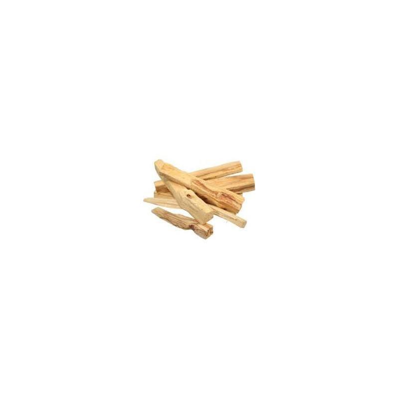 Palo Santo morceau de bois - entre 10 et 12 Gr