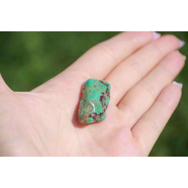 Turquoise Polie 9 Gr