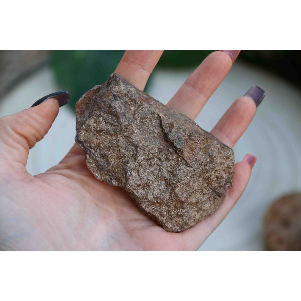 Bronzite brute 133 Gr
