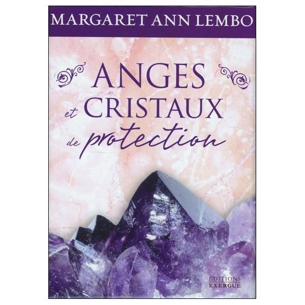 Anges et Cristaux de protection - Cartes Oracles