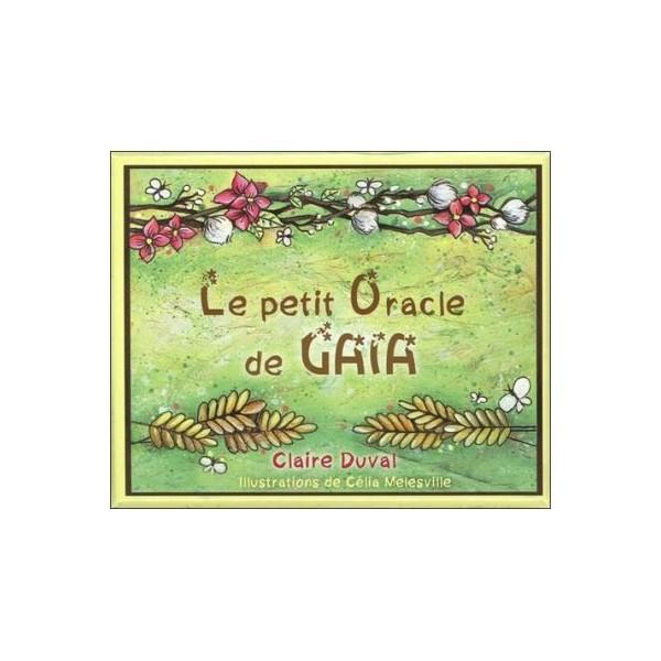 Le Petit Oracle de Gaïa - Cartes Oracle