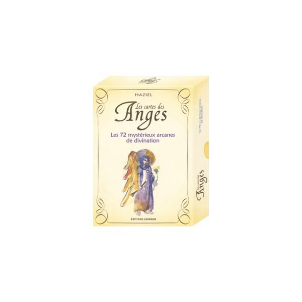 Les Cartes des Anges - Haziel- Cartes Oracle