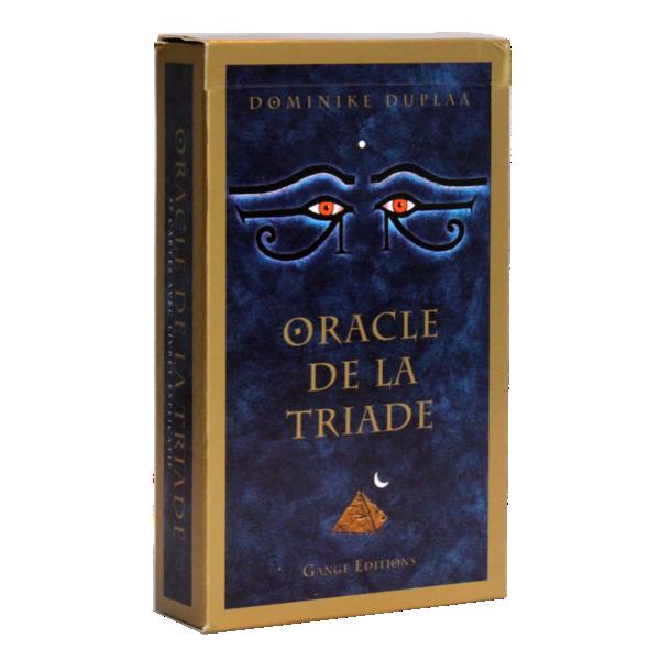 Oracle de la Triade - Cartes Oracles