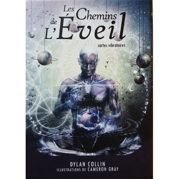 Les Chemins de l'Eveil - Cartes Oracle Vibratoires