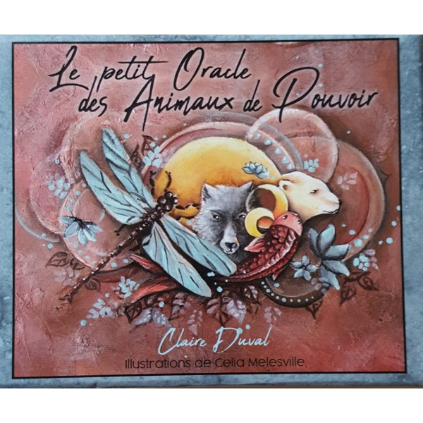 Le Petit Oracle des Animaux de Pouvoirs - Cartes Oracle