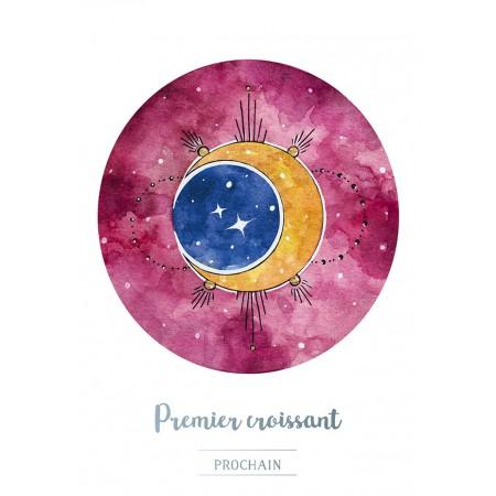 Oracle la puissance de la lune (coffret)