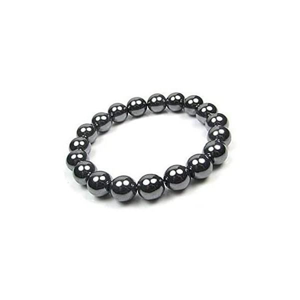 Hématite - Bracelet 10mm