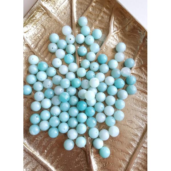 Amazonite - perle de 8mm