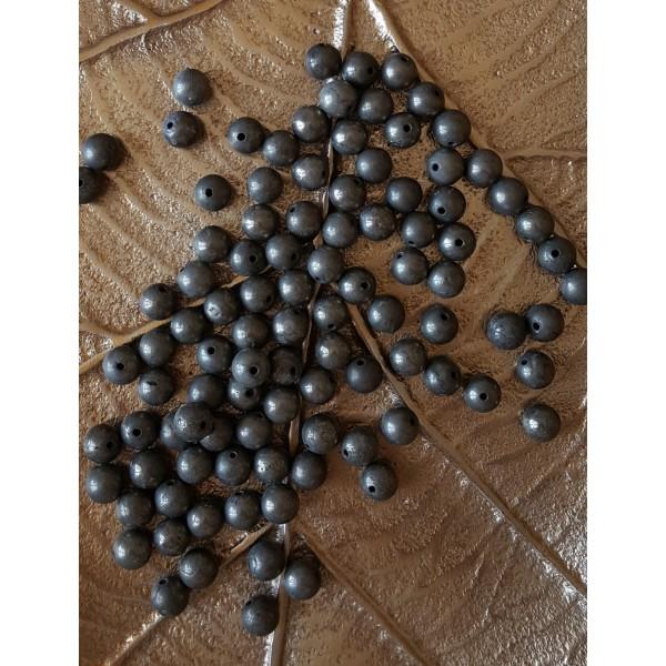 Pyrite - perle ronde de 8mm