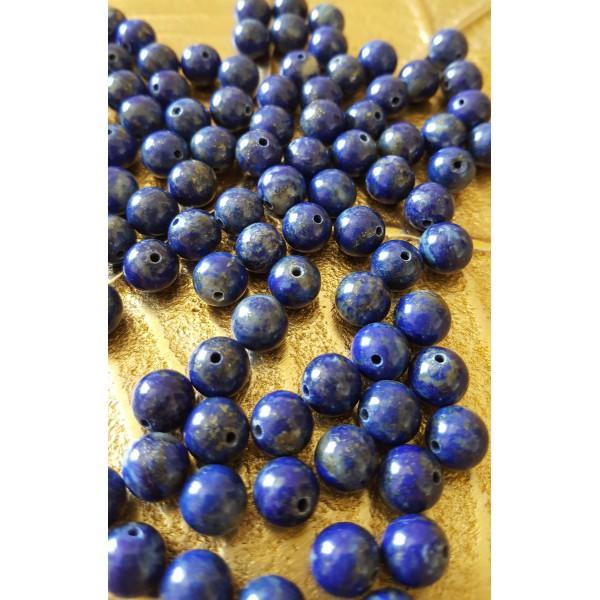 Lapis Lazuli - perle de 8mm