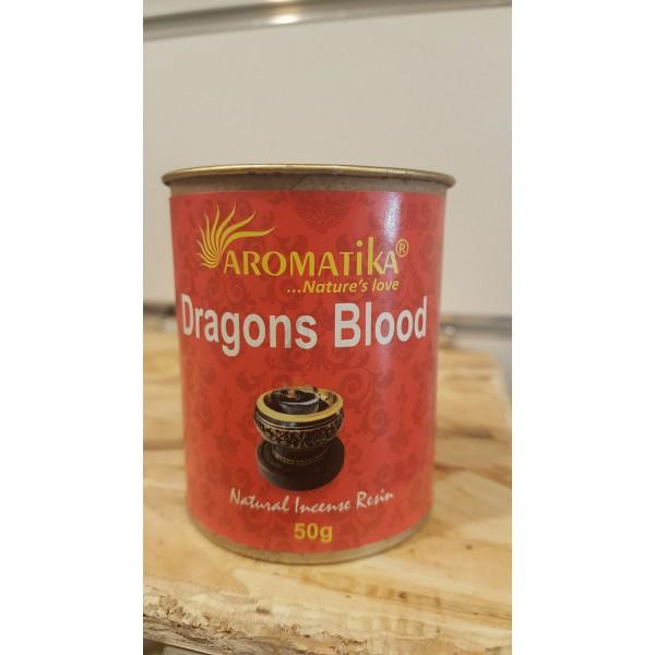 Encens résine naturelle DRAGONS BLOOD - Aromatika